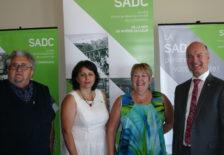Nouvelle entente de trois ans entre DEC et les SADC