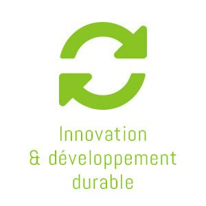 Encourager les initiatives technologiques ou en développement durable par un financement pouvant aller jusqu'à 100 % du coût du projet